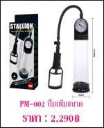กระบอกสูญญากาศ ปั๊มเพิ่มขนาด PM-002-1