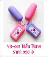 ไข่สั่น vibrator VB-005-1