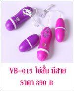 ไข่สั่น vibrator VB-015-1