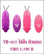 ไข่สั่น vibrator VB-017-1