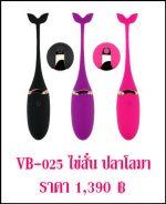 ไข่สั่น vibrator VB-025-1