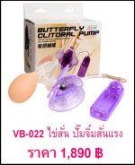 ไข่สั่น vibrator VB-022-1