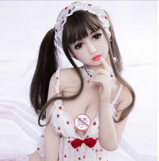 Rubber doll DL-002-3