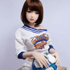 Rubber doll DL-005-2