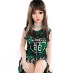 Rubber doll DL-007-1