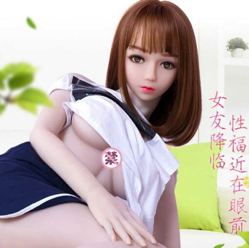 Rubber doll DL-009-4